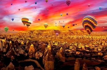 Periler Diyarı Kapadokya